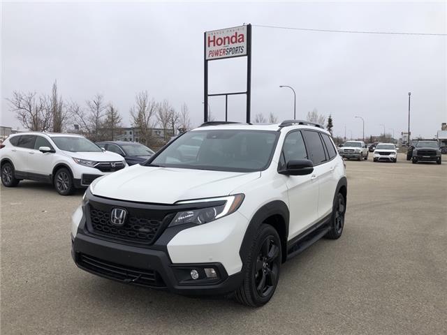 2019 Honda Passport EX-L (Stk: H14-9553A) in Grande Prairie - Image 1 of 24