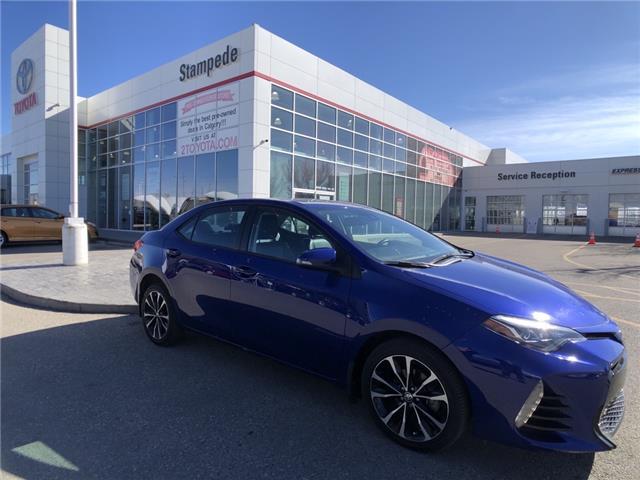 2017 Toyota Corolla SE (Stk: 9416A) in Calgary - Image 1 of 23