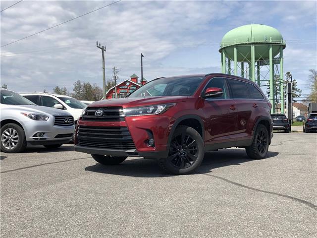 2019 Toyota Highlander XLE (Stk: 6377) in Stittsville - Image 1 of 12