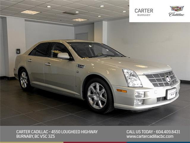 2008 Cadillac STS V6 (Stk: P9-63621) in Burnaby - Image 1 of 24