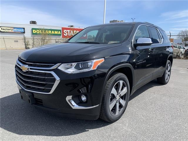 2021 Chevrolet Traverse LT True North (Stk: R10697) in Ottawa - Image 1 of 20