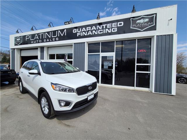 2017 Kia Sorento 2.4L LX (Stk: 331313) in Kingston - Image 1 of 11