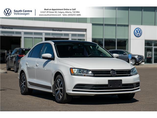 2016 Volkswagen Jetta 1.4 TSI Comfortline (Stk: U6708A) in Calgary - Image 1 of 34