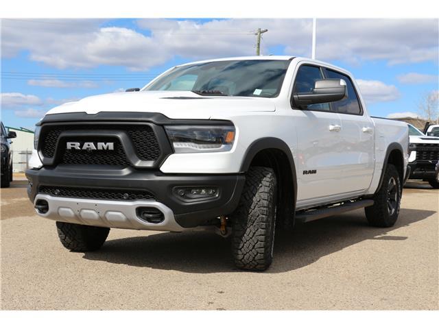 2021 RAM 1500 Rebel (Stk: MT066) in Rocky Mountain House - Image 1 of 30