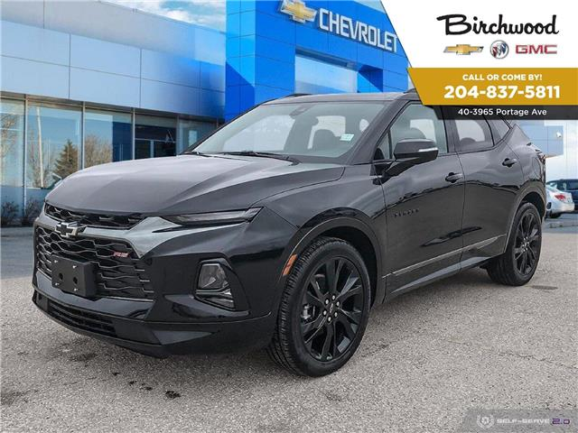 2021 Chevrolet Blazer RS (Stk: G21594) in Winnipeg - Image 1 of 27