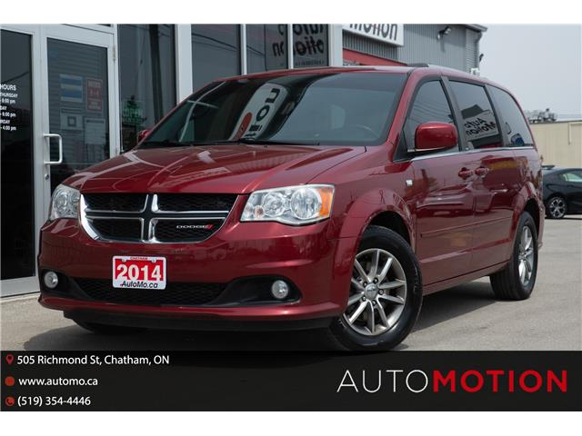 2014 Dodge Grand Caravan SE/SXT (Stk: 21692) in Chatham - Image 1 of 22