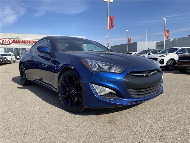 2016 Hyundai Genesis Coupe 3.8 (Stk: P4899) in Saskatoon - Image 1 of 11