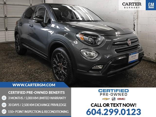 2017 Fiat 500X Trekking (Stk: D1-89281) in Burnaby - Image 1 of 24