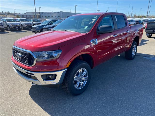 2021 Ford Ranger XLT (Stk: M-819) in Calgary - Image 1 of 5