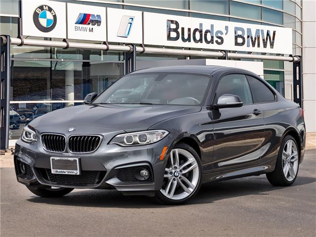 2017 BMW 230i xDrive (Stk: DB8116) in Oakville - Image 1 of 26