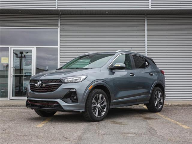 2021 Buick Encore GX Preferred (Stk: MM145) in Trois-Rivières - Image 1 of 28