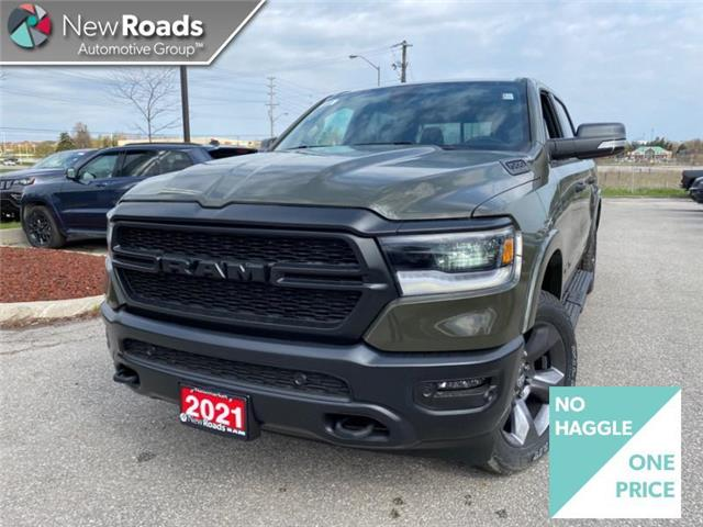 2021 RAM 1500 Big Horn (Stk: T20679) in Newmarket - Image 1 of 23