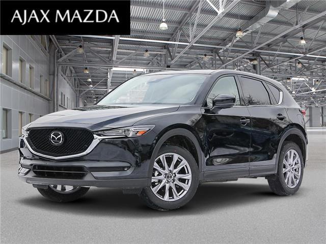 2021 Mazda CX-5 GT (Stk: 21-1519) in Ajax - Image 1 of 23