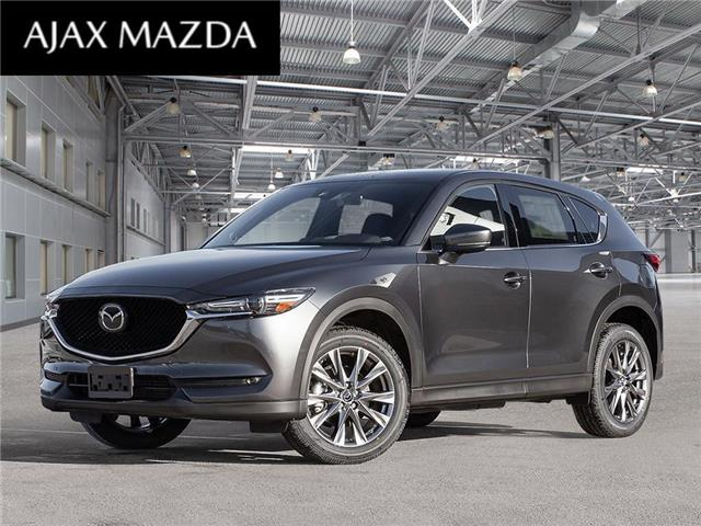 2021 Mazda CX-5 Signature (Stk: 21-1523) in Ajax - Image 1 of 23