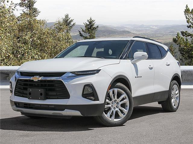 2021 Chevrolet Blazer True North (Stk: N31721) in Penticton - Image 1 of 10