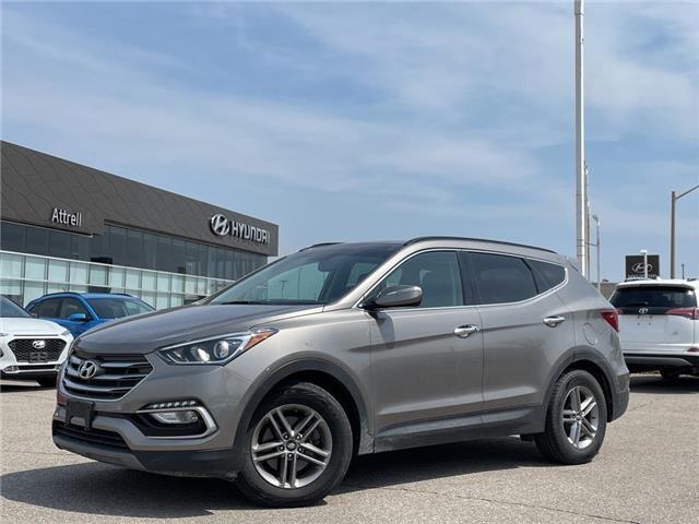 2018 Hyundai Santa Fe Sport Luxury (Stk: 36891B) in Brampton - Image 1 of 28