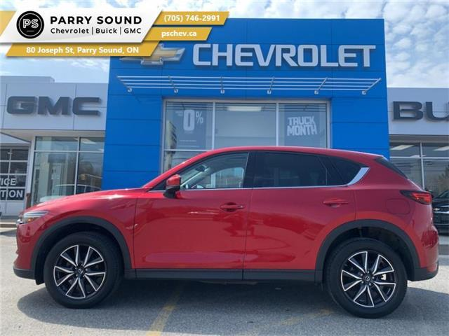 2017 Mazda CX-5 GT (Stk: 21-110AA) in Parry Sound - Image 1 of 23