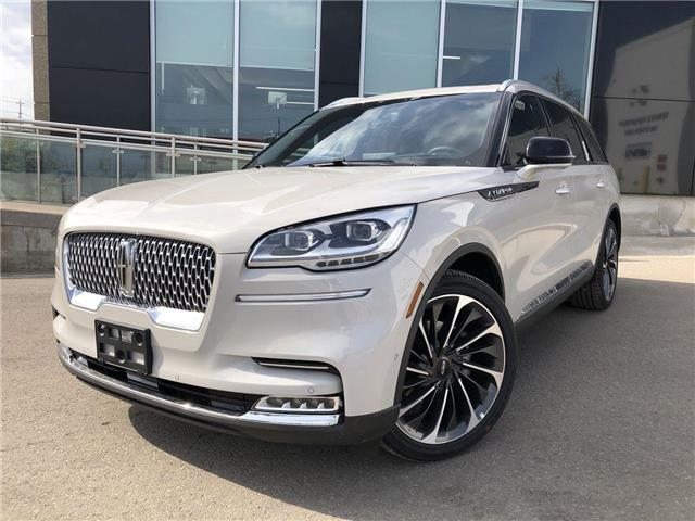 2021 Lincoln Aviator Reserve (Stk: LA21409) in Barrie - Image 1 of 28