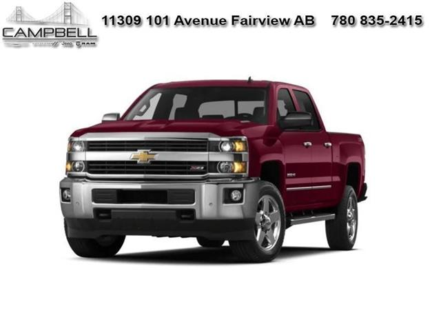 2015 Chevrolet Silverado 2500HD LTZ (Stk: 10410A) in Fairview - Image 1 of 1