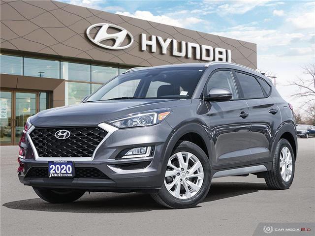 2020 Hyundai Tucson Preferred (Stk: 100109) in London - Image 1 of 27