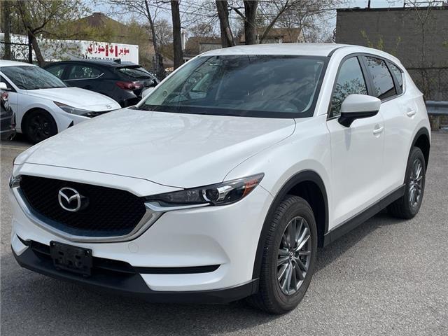 2018 Mazda CX-5 GS (Stk: P3496) in Toronto - Image 1 of 9