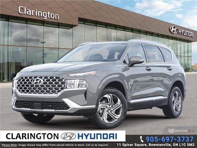 2021 Hyundai Santa Fe Preferred w/Trend Package (Stk: 21002) in Clarington - Image 1 of 24