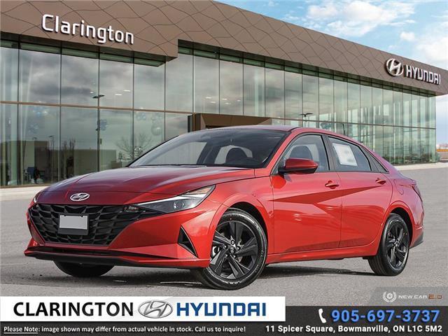2021 Hyundai Elantra Preferred (Stk: 20965) in Clarington - Image 1 of 24