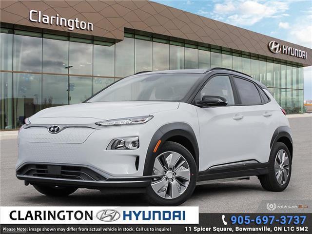 2021 Hyundai Kona EV Preferred w/Two Tone (Stk: 20769) in Clarington - Image 1 of 24