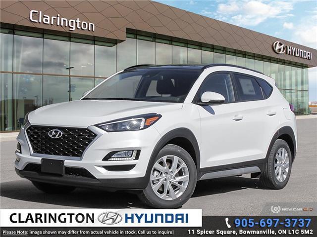2021 Hyundai Tucson Preferred (Stk: 20789) in Clarington - Image 1 of 24