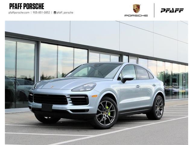 2020 Porsche Cayenne e-Hybrid Coupe (Stk: P16107) in Vaughan - Image 1 of 30