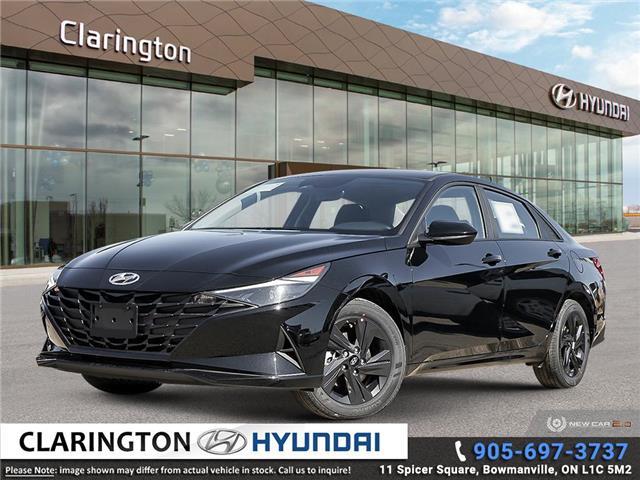 2021 Hyundai Elantra HEV Preferred (Stk: 21007) in Clarington - Image 1 of 24