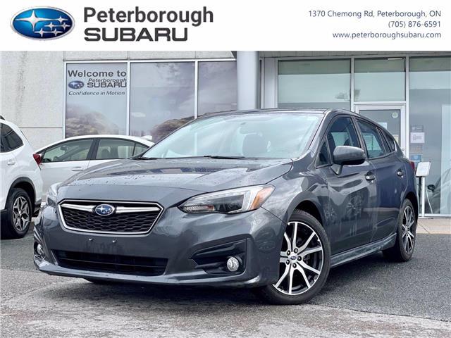 2019 Subaru Impreza Sport (Stk: SP0422) in Peterborough - Image 1 of 29