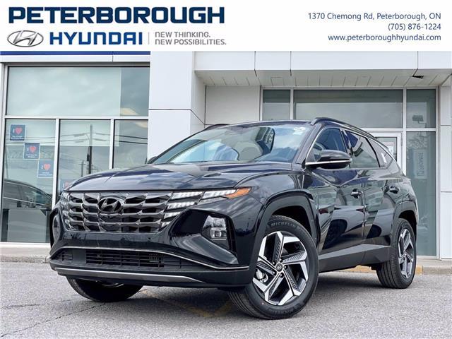 2022 Hyundai Tucson Hybrid Luxury (Stk: H12932) in Peterborough - Image 1 of 30
