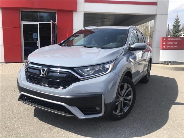 2021 Honda CR-V Sport (Stk: 11277) in Brockville - Image 1 of 22