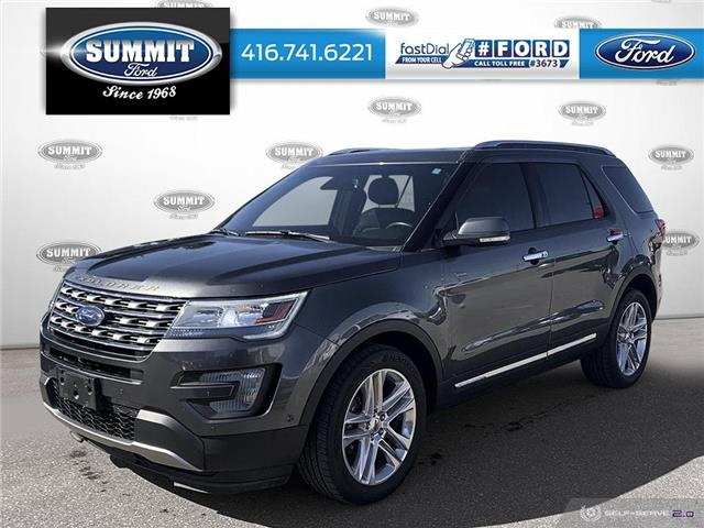 2016 Ford Explorer Limited (Stk: P22095) in Toronto - Image 1 of 25