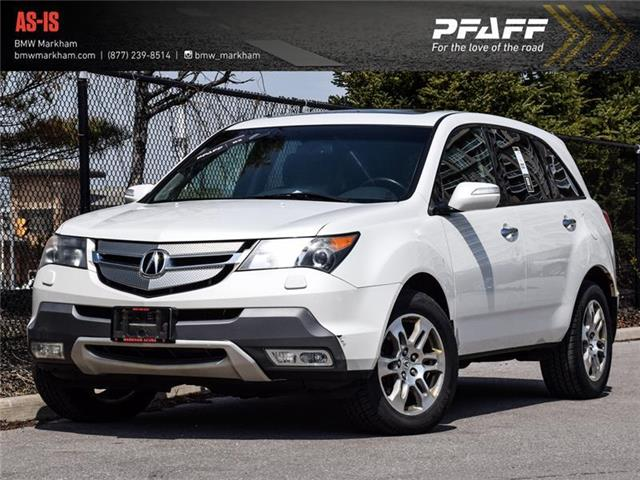 2008 Acura MDX Technology Package (Stk: 40413A) in Markham - Image 1 of 18