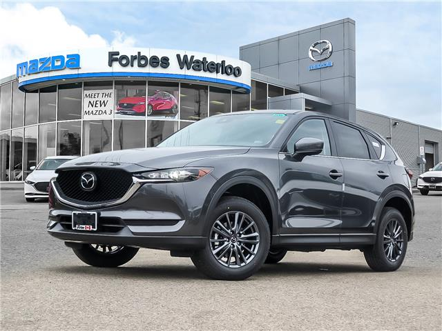 2021 Mazda CX-5 GS (Stk: M7295) in Waterloo - Image 1 of 17