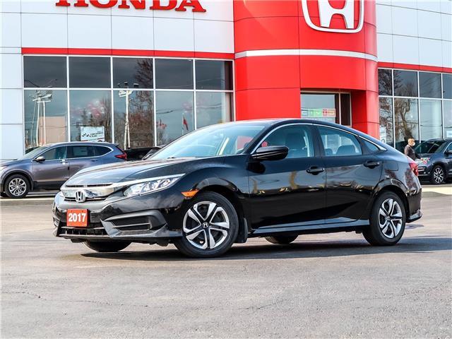 2017 Honda Civic LX (Stk: 3846) in Milton - Image 1 of 1