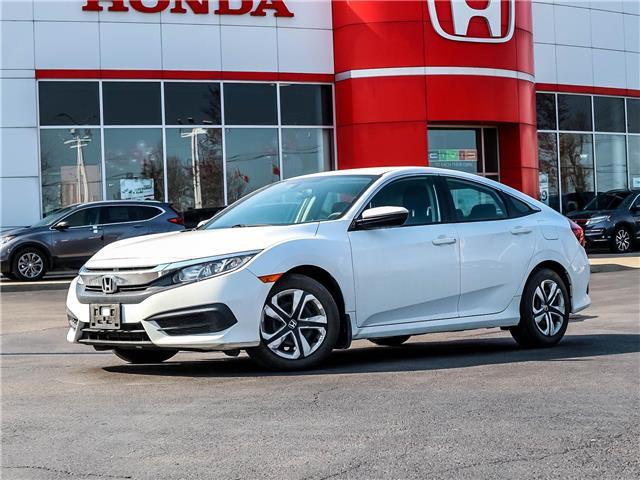 2018 Honda Civic LX (Stk: 21235A) in Milton - Image 1 of 1