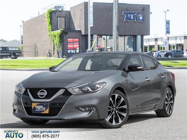 2018 Nissan Maxima SR (Stk: 363073) in Milton - Image 1 of 20