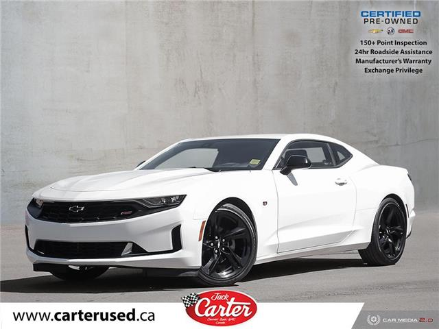 2019 Chevrolet Camaro  (Stk: 39926U) in Calgary - Image 1 of 27