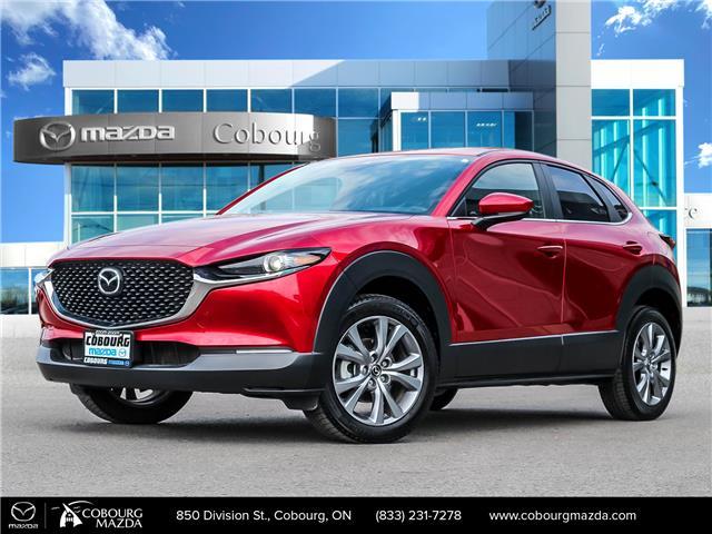 2021 Mazda CX-30 GS (Stk: 21211) in Cobourg - Image 1 of 27