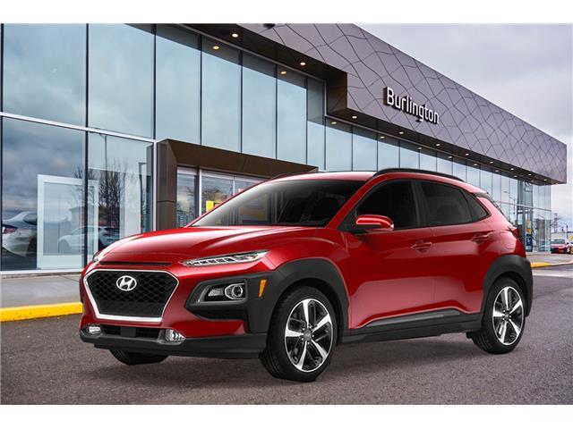 2021 Hyundai Kona 1.6T Ultimate w/Red Colour Pack (Stk: N3009) in Burlington - Image 1 of 3