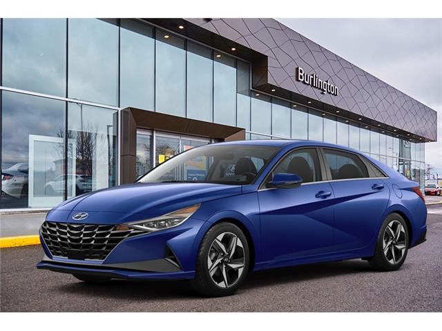 2021 Hyundai Elantra N Line (Stk: N3018) in Burlington - Image 1 of 3