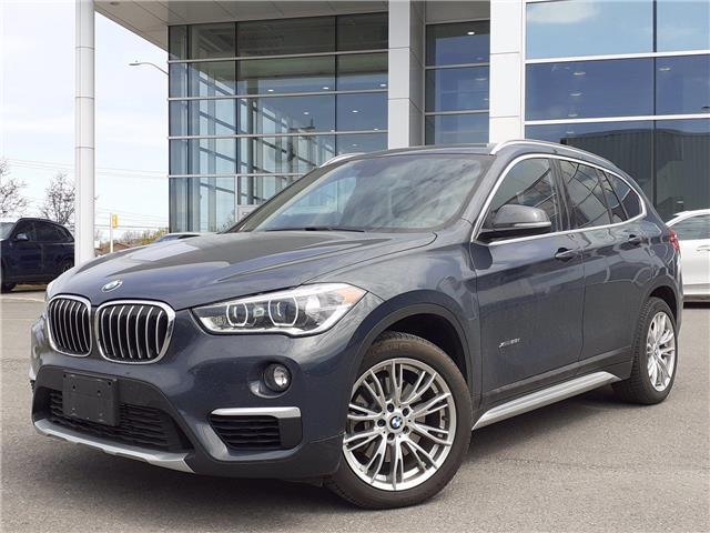 2017 BMW X1 xDrive28i (Stk: 14312A) in Gloucester - Image 1 of 14