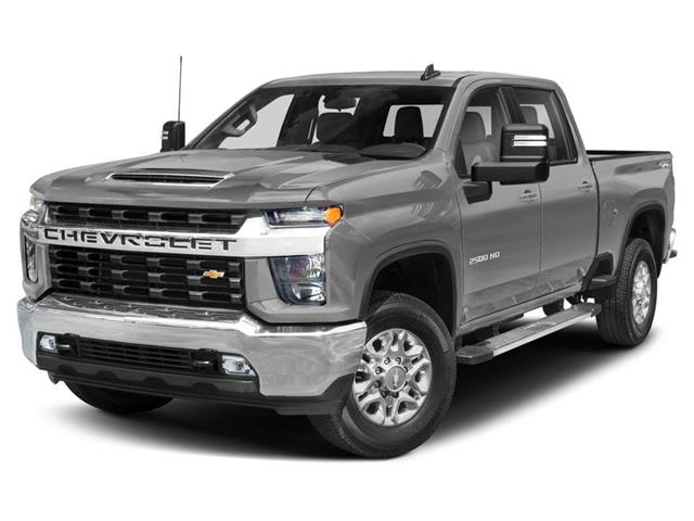 2021 Chevrolet Silverado 2500HD LTZ (Stk: MF251088) in Calgary - Image 1 of 9