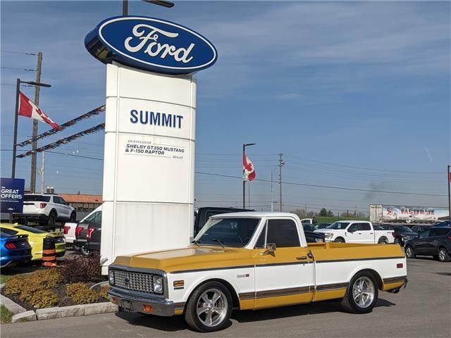 1971 Chevrolet Pickup C10 (Stk: 21B8555A) in Toronto - Image 1 of 32