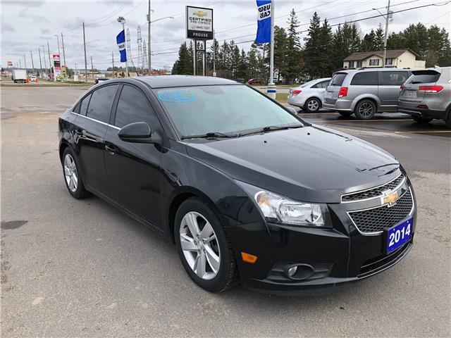 2014 Chevrolet Cruze DIESEL 1G1P75SZ5E7275938 3082-18AA in Sault Ste. Marie