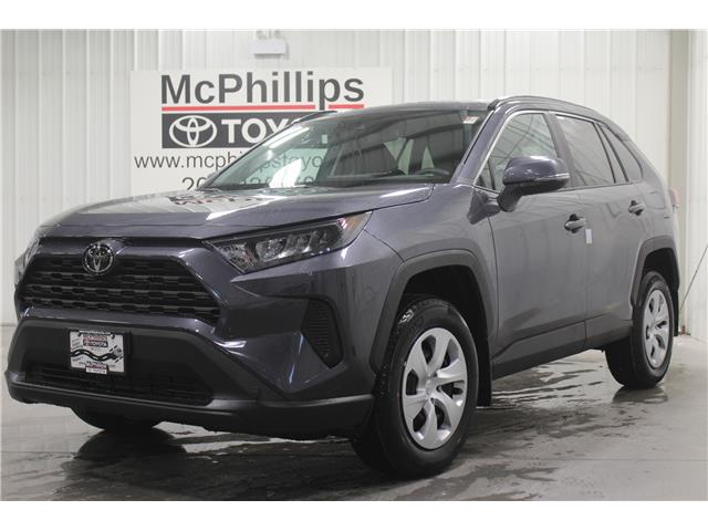 2021 Toyota RAV4 LE (Stk: C201791) in Winnipeg - Image 1 of 19