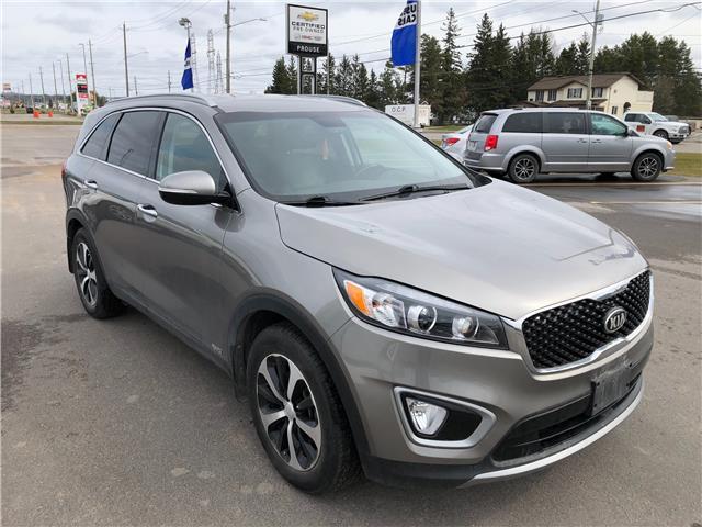 2018 Kia Sorento 2.0L EX 5XYPHDA16JG365526 7222-21AA in Sault Ste. Marie